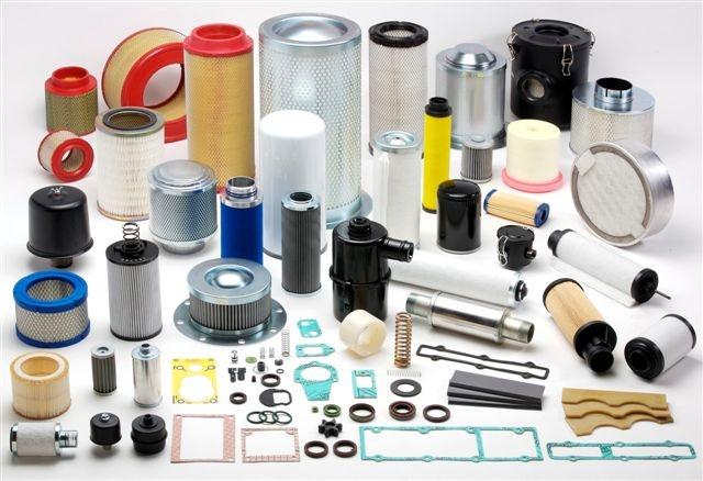 Vacuum Pump Spare Parts